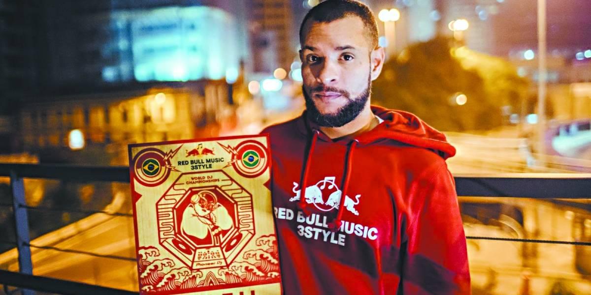 Brasileiro disputa título de melhor DJ do mundo