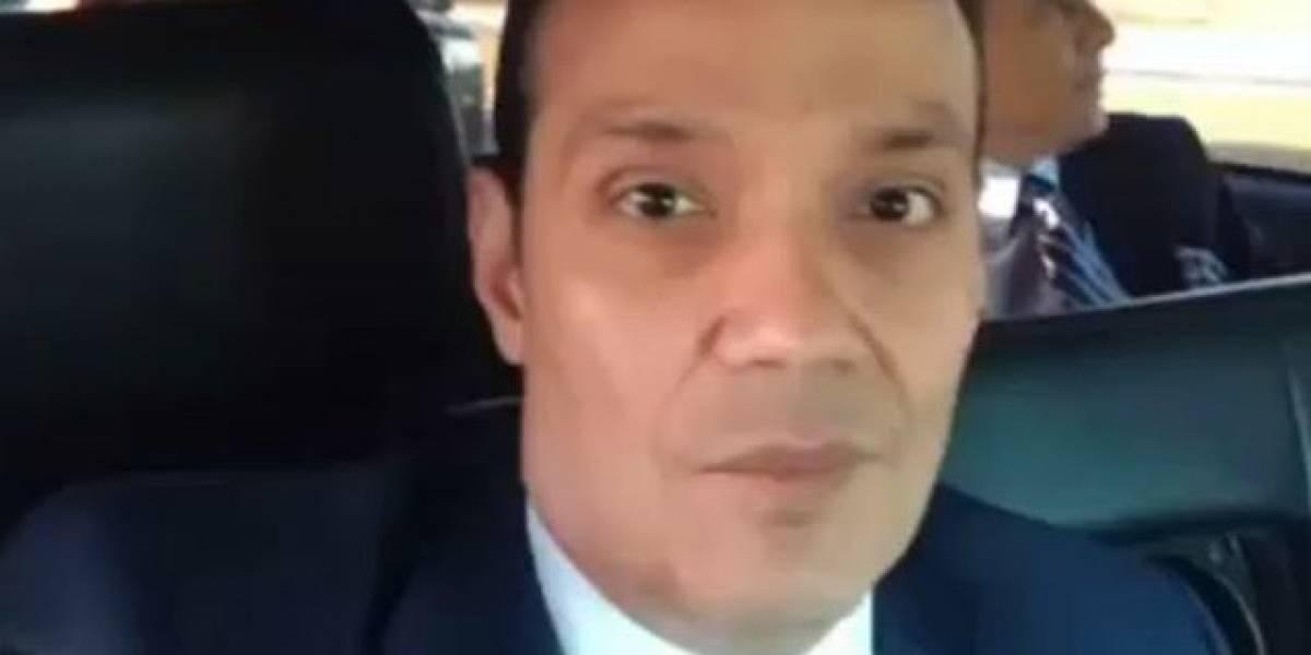 Ramfis Trujillo rechaza aumento delincuencia sea a causa de deportados envía EE.UU.