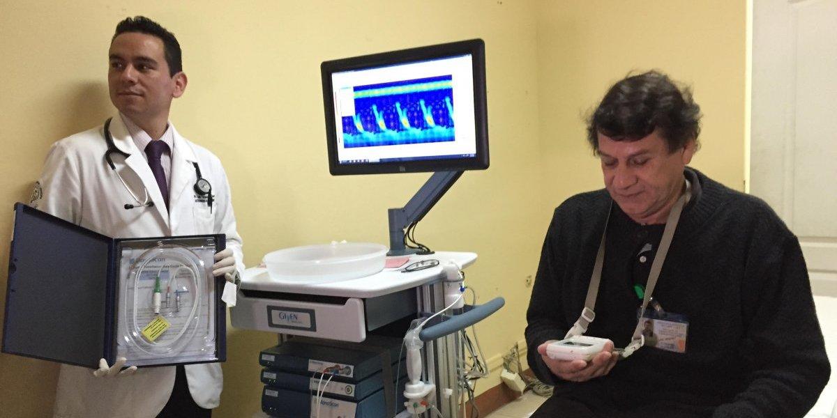 Hospital Roosevelt es el primero en contar con equipo gastroenterológico