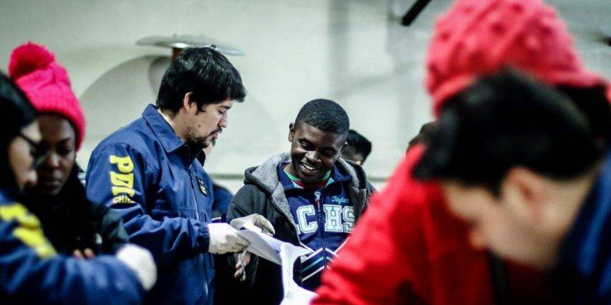 Otros 170 haitianos vuelven a su país desde Chile en cuarto vuelo humanitario