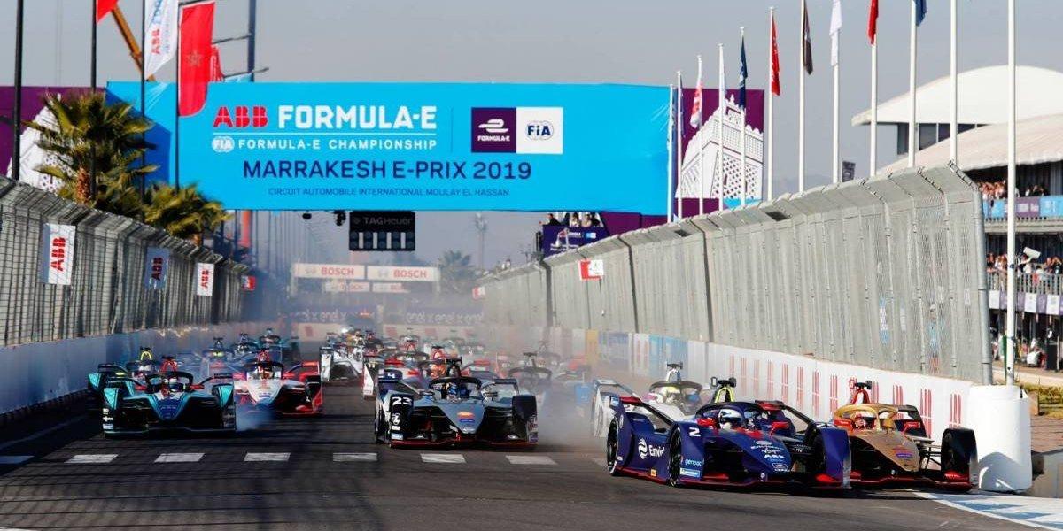 Si la pandemia lo permite: la Fórmula E 2021 arrancará en Santiago