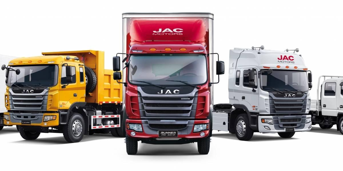 Los camiones de JAC Motors cierran 2018 con muchos motivos para celebrar