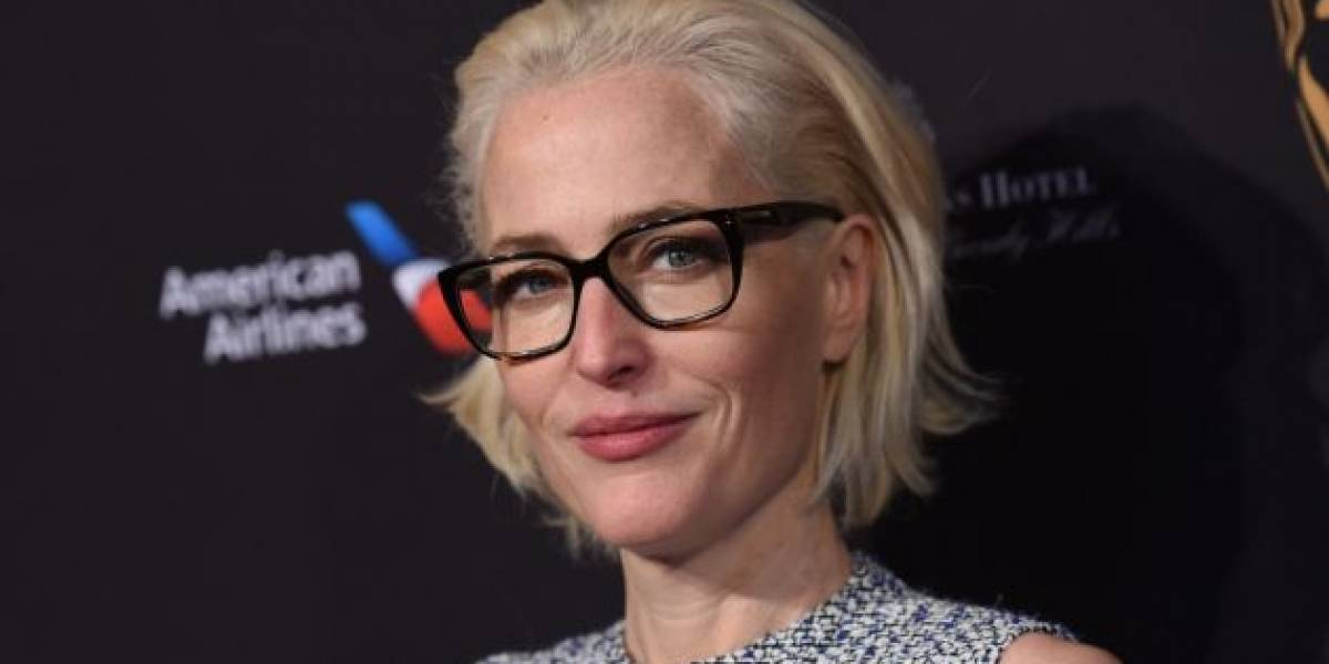 Gillian Anderson dará vida a Margareth Thatcher en la serie 'The Crown'