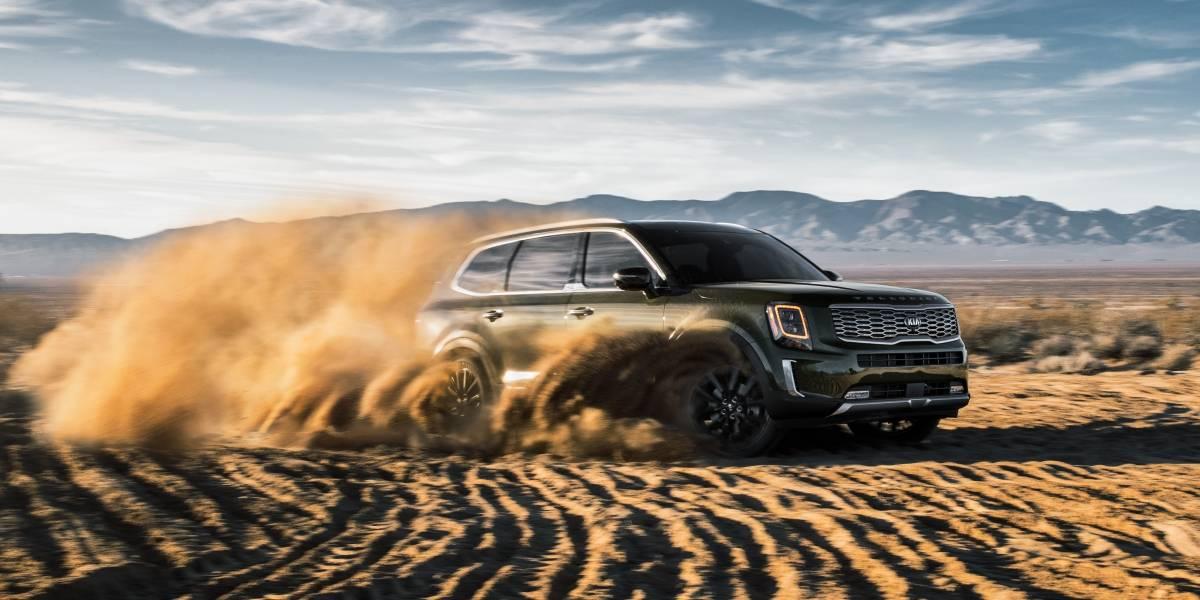 Telluride, el SUV XL con que Kia quiere conquistar Estados Unidos