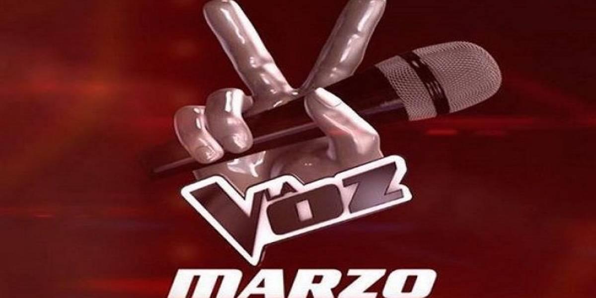 Llega La Voz México a Tv Azteca en marzo