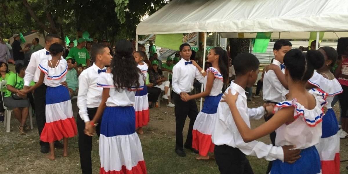 Marcha Verde celebró aniversario en Santo Domingo Este con vigilia contra terminal de autobuses