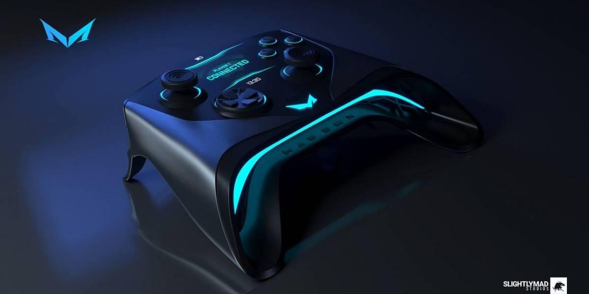 Así sería el control de Mad Box, la consola que promete ser la más potente jamás creada