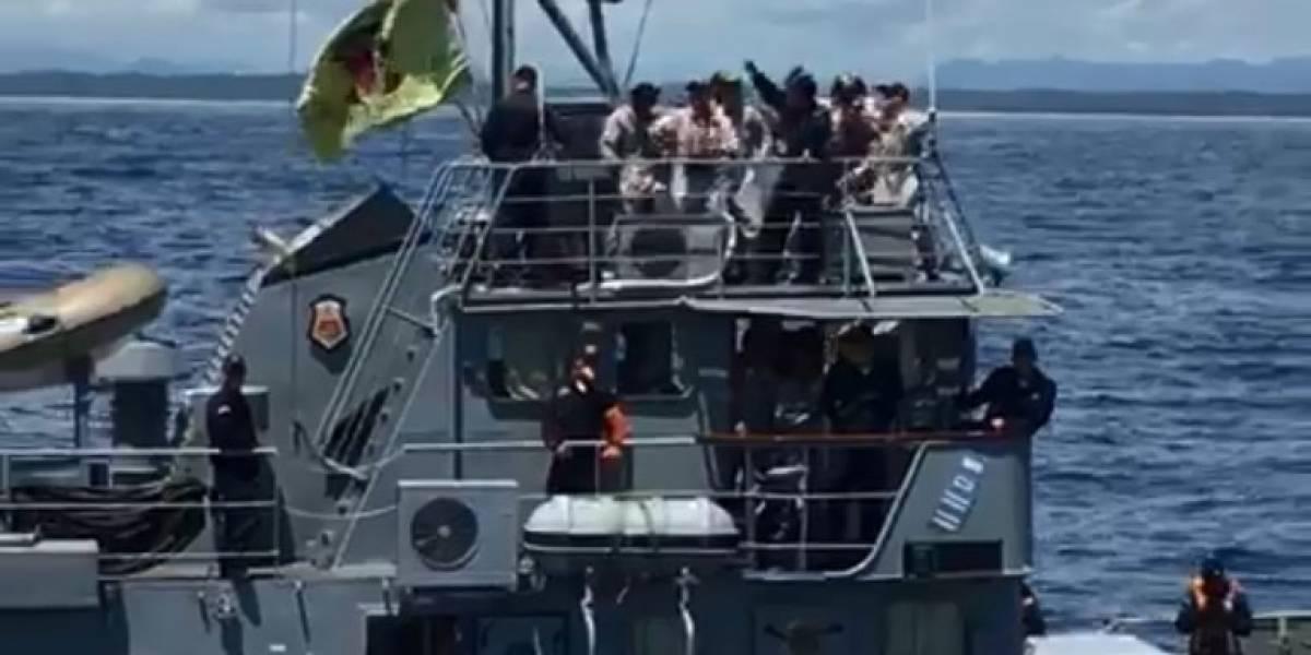 VÍDEO: Militares são flagrados dançando 'Jenifer' e arrumam confusão na Marinha