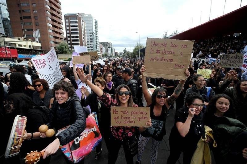 Caso Martha: Hoy rendirán su versión los detenidos por violación grupal Metro Ecuador