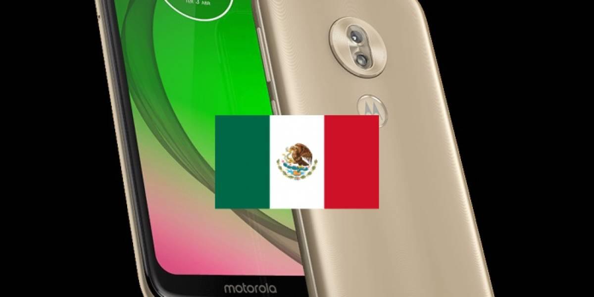Moto G7 de Motorola se podría presentar oficialmente en México en febrero