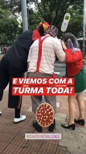 Reprodução/Instagram/Pizza Hut