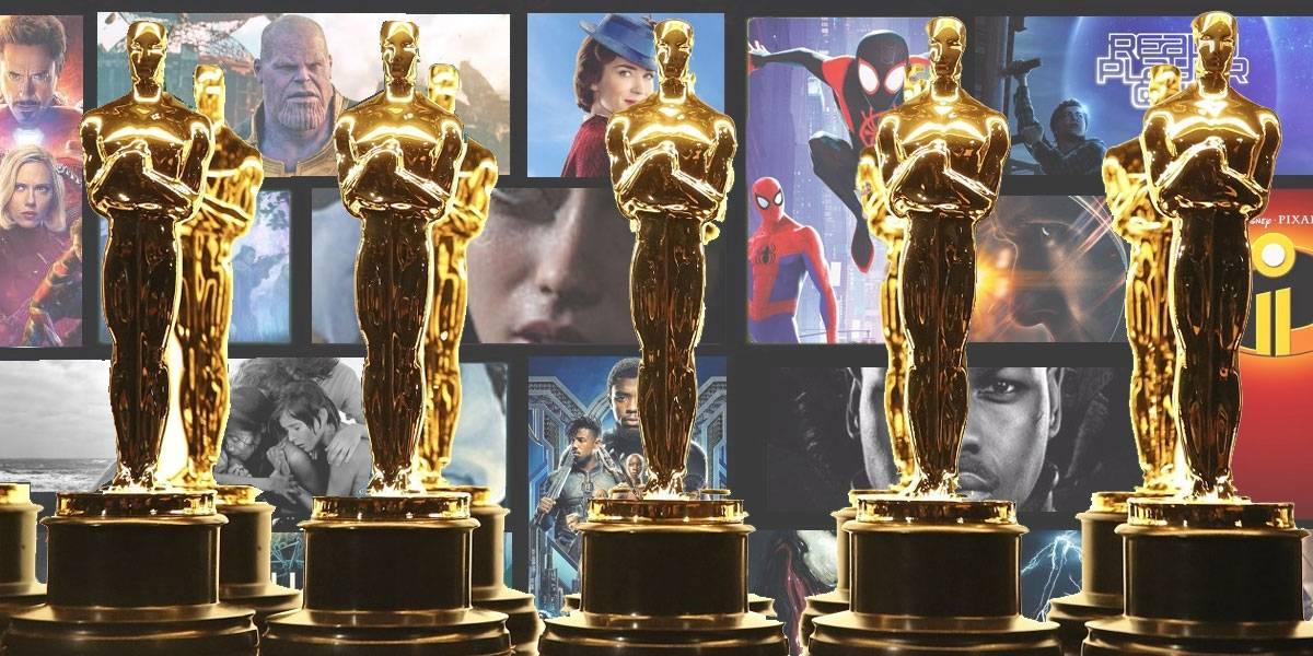 ROMA, Black Panther, Spider-Man: estos son los nominados a los Óscar 2019