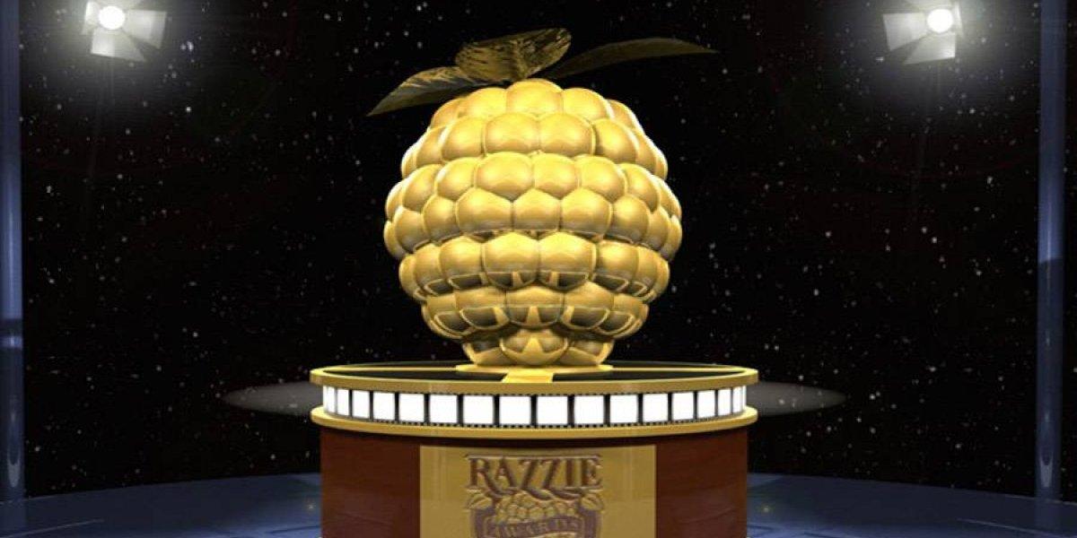 Los nominados a los Razzies 2019