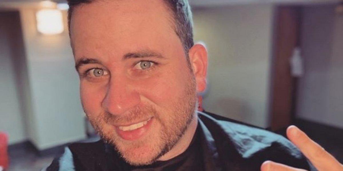 Danilo Beauchamp se va de Wapa TV