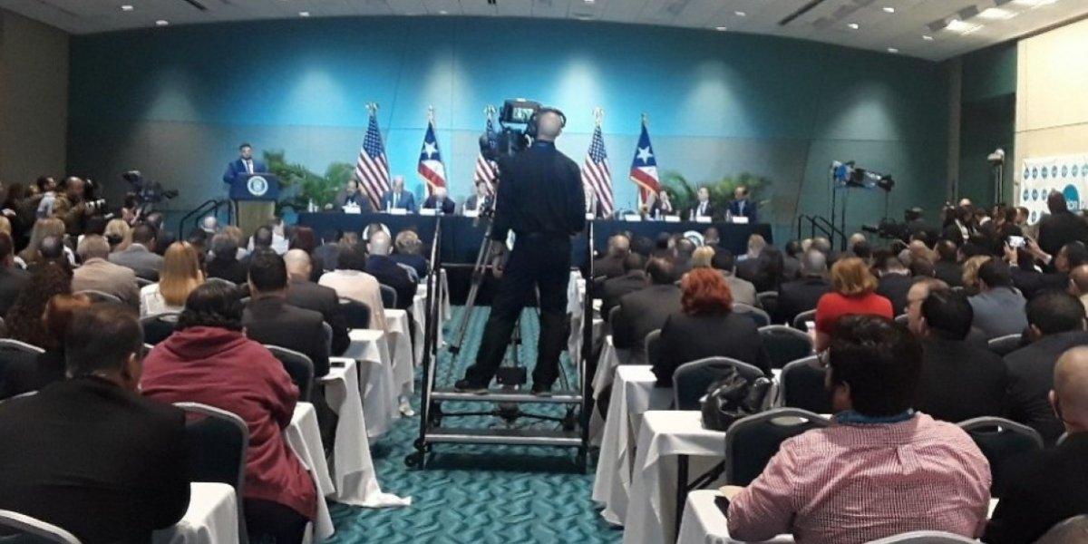 """""""Edúcame"""": el crudo testimonio con el que comenzó la Cumbre de Seguridad"""
