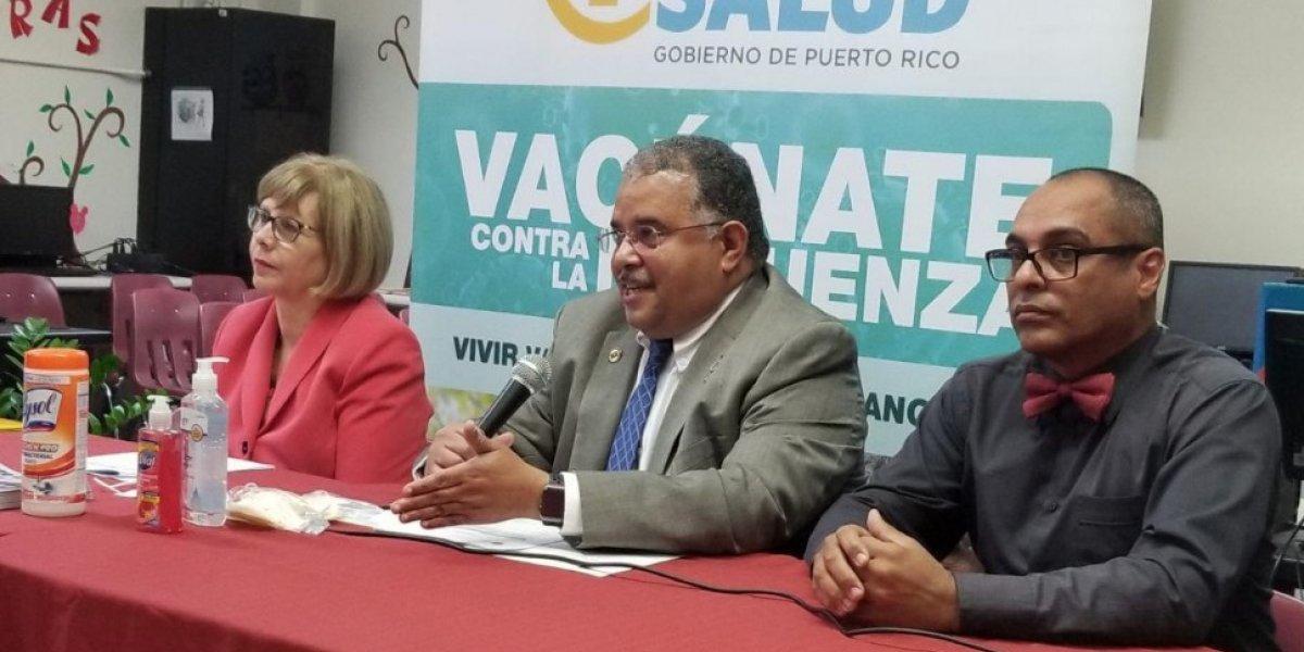 Salud y Educación toman medidas para evitar brote de influenza