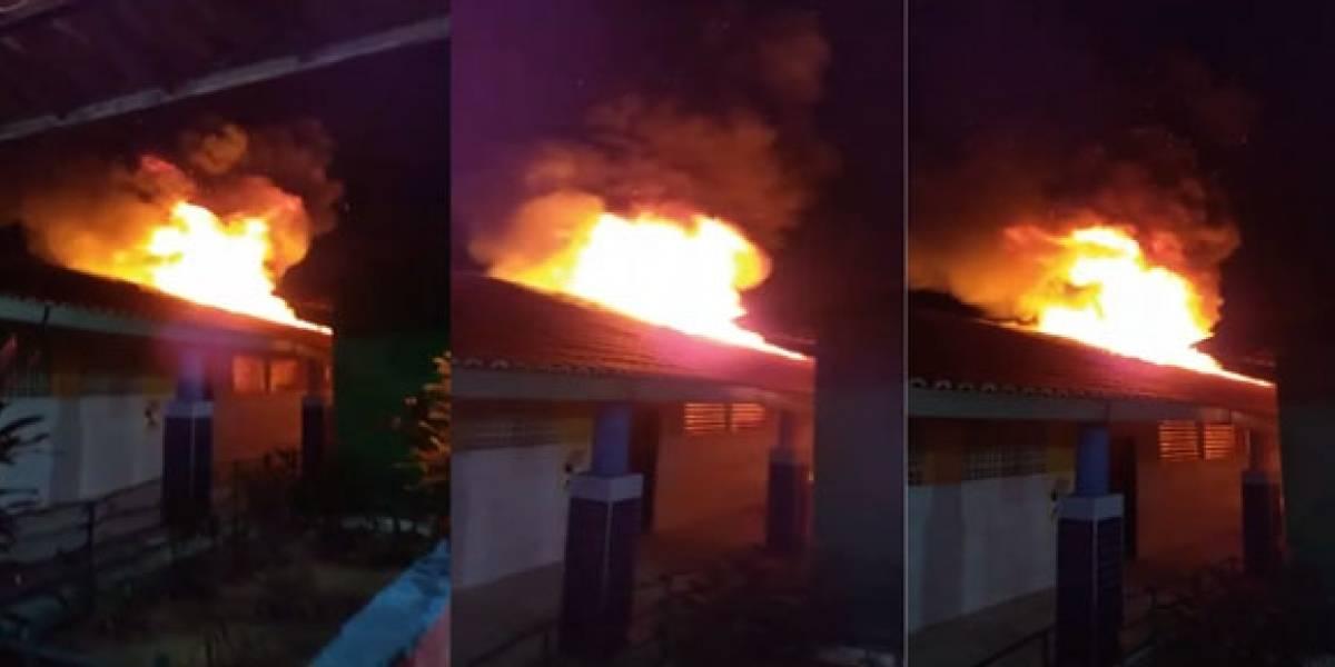 Ceará: creche e subestação de energia são incendiadas por criminosos
