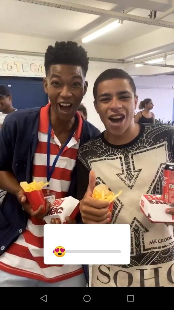 Reprodução/Instagram/McDonalds