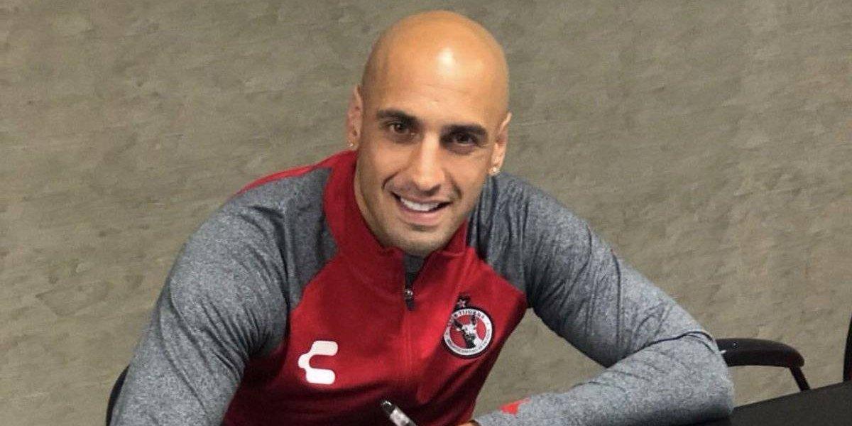 Ariel Nahuelpan regresa a la Liga MX — OFICIAL