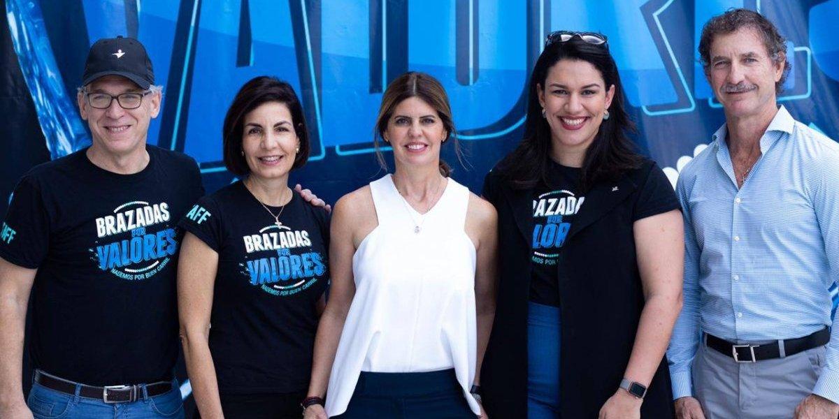 """Fundaciones Body Shop y Palabra & Vida, anuncian 6to maratón """"Brazadas por Valores"""""""