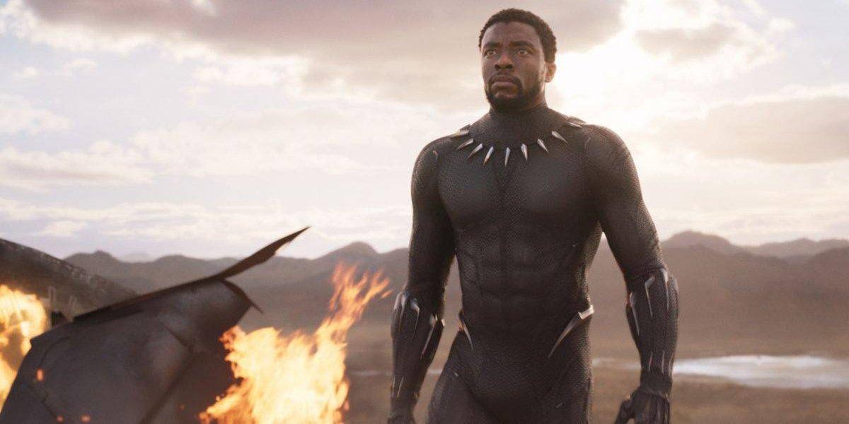 """El rugir de la """"Pantera negra"""" en los premios Oscar"""