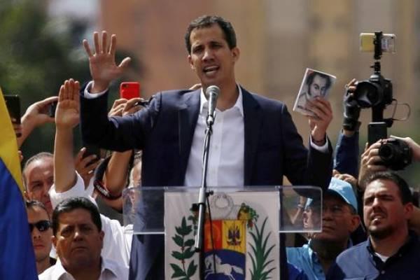 juan guaido lider oposicao venezuela