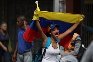 Protestas de Venezuela contra Maduro