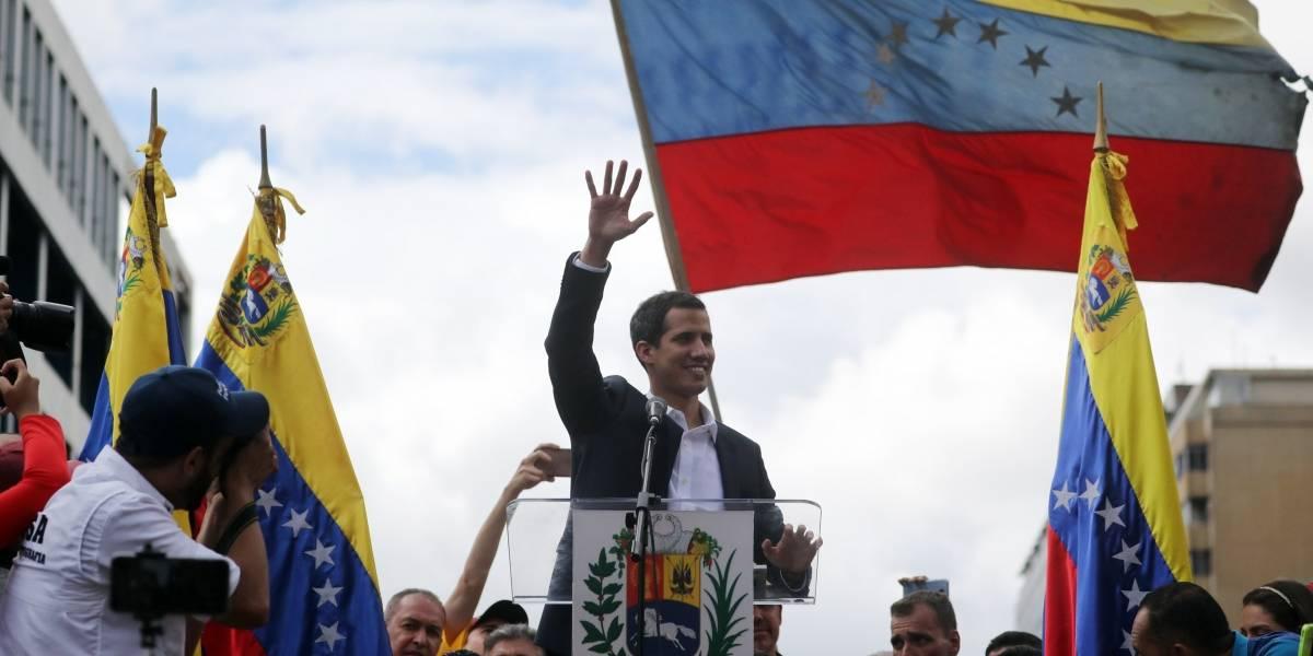 Brasil, Colombia, Perú, Ecuador y Costa Rica reconocen a Juan Guaidó