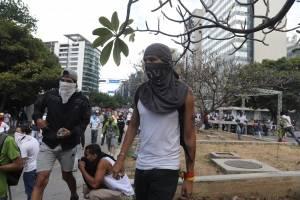 Ocho muertos por manifestaciones de Venezuela en contra de Nicolás Maduro