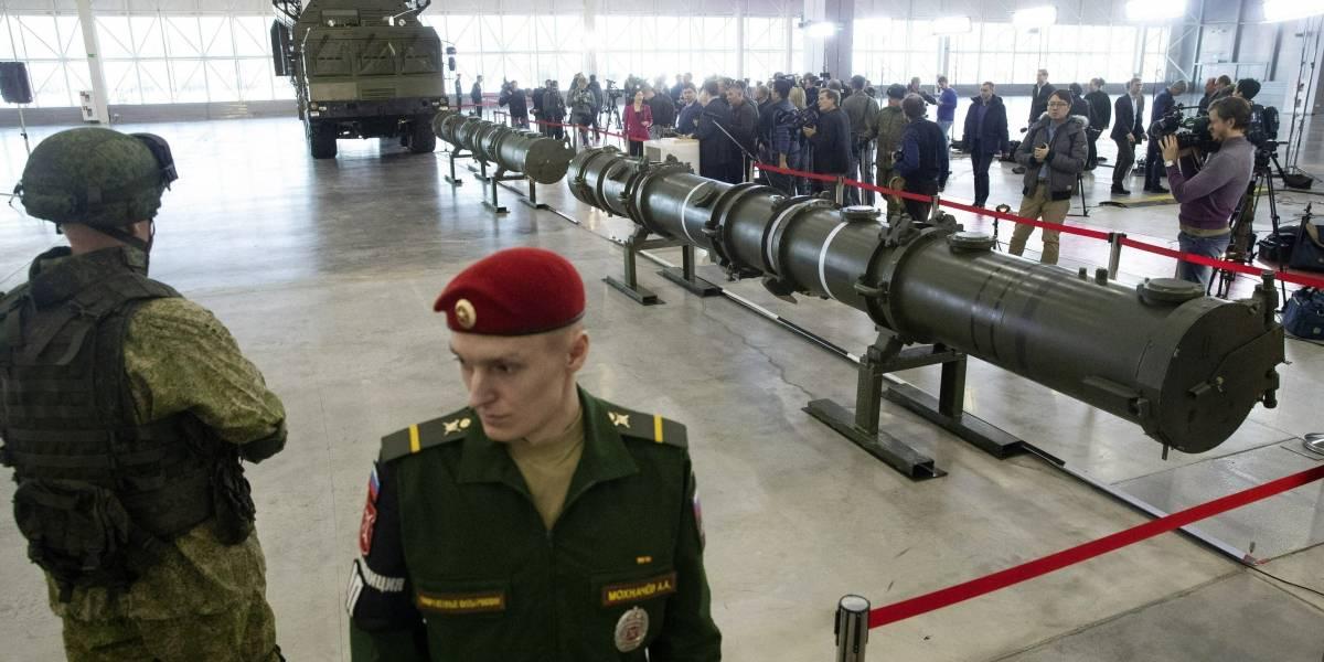 Al margen de la ley: el controvertido nuevo misil de Rusia al que Estados Unidos le tiene miedo