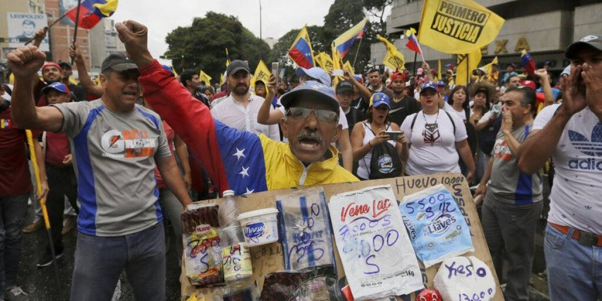 Hombre muere en medio de un saqueo en Venezuela