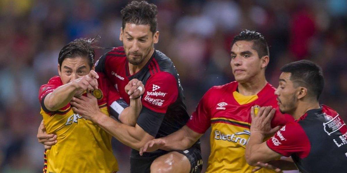 Atlas tropieza ante Leones Negros en la Copa MX