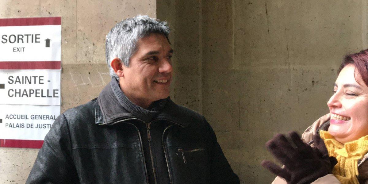 """Palma Salamanca habla desde Francia: """"Sigo libre, pero el fallo me ha devuelto la tranquilidad"""""""