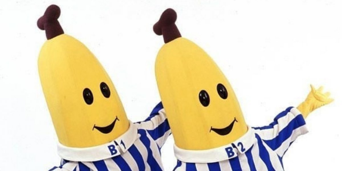 Bananín y Bananón de Bananas en pijama son novios