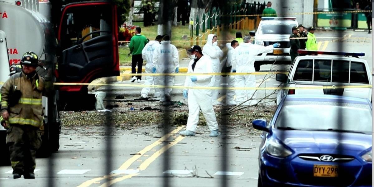 Compensarán afectados por atentado contra  Escuela de Cadetes