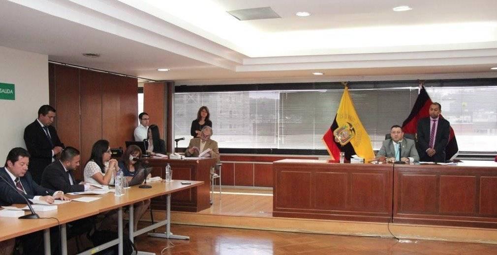 Fiscalía solicita a Corte de Justicia prisión preventiva para la exvicepresidenta María Alejandra Vicuña