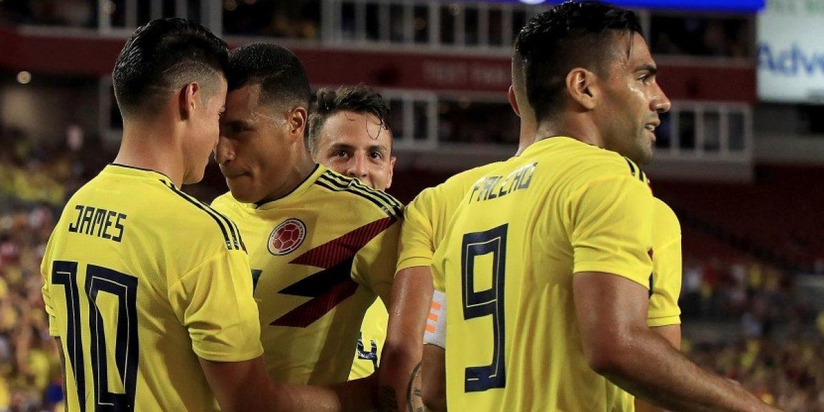 ¡Por todo lo alto! Así fue la presentación del nuevo patrocinador de la Selección Colombia