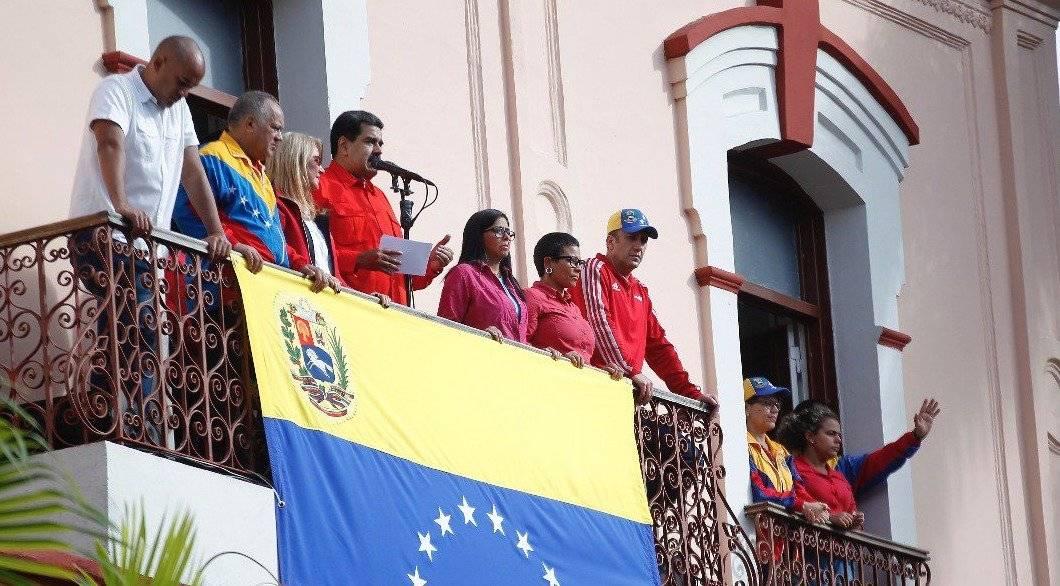 """Marchas en Venezuela: Nicolás Maduro llama a Lenín Moreno """"nefasto, nazi, fascista, antibolivariano, y traidor"""" Twitter Prensa Presidencial"""