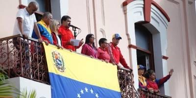 """Marchas en Venezuela: Nicolás Maduro llama a Lenín Moreno """"nefasto, nazi, fascista, antibolivariano, y traidor"""""""
