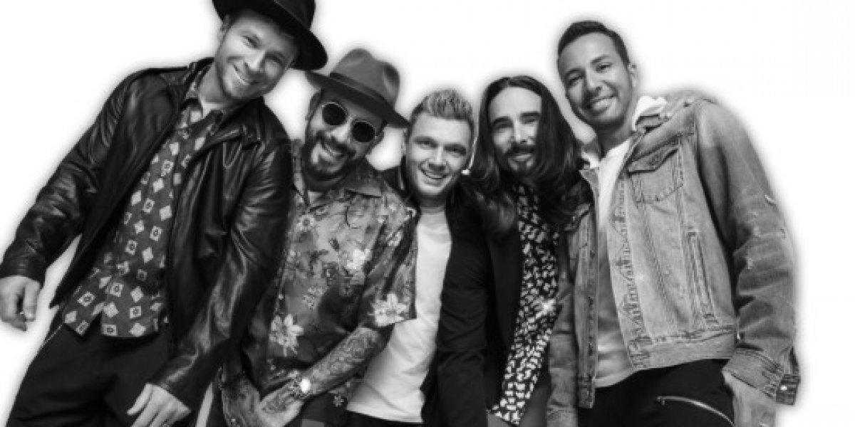 Confirman a los Backstreet Boys como la última carta para el Festival de Viña 2019
