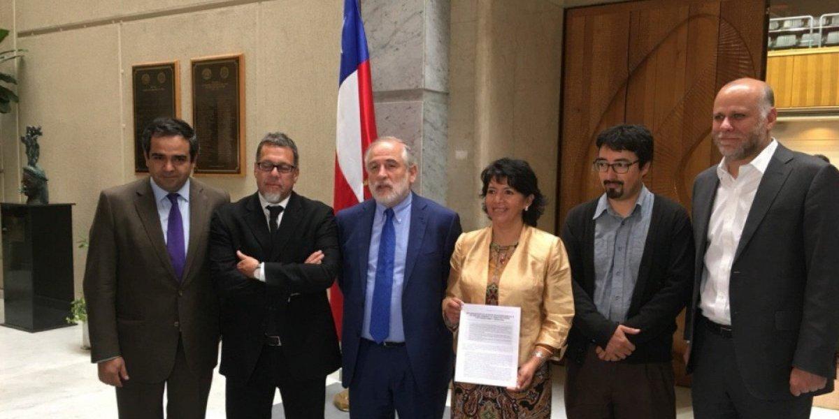 """Senadores de oposición denuncian """"contrarreforma silenciosa"""" del Gobierno para hacer fracasar proyectos de educación de Bachelet"""