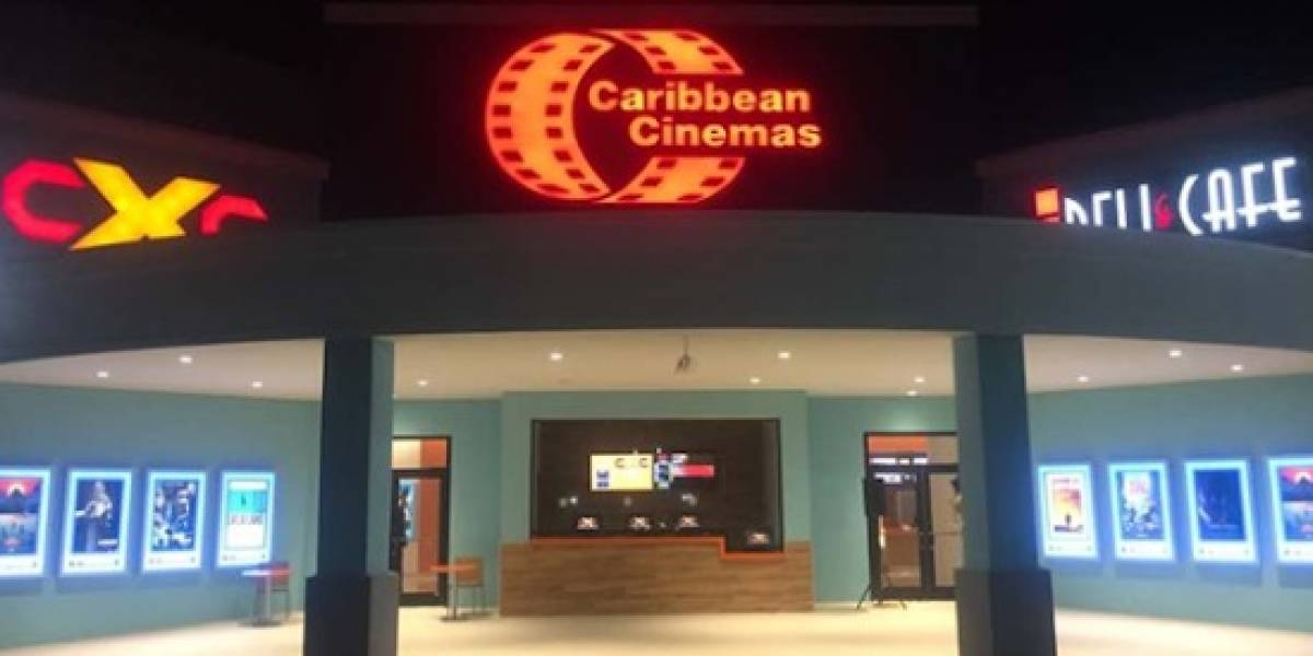 Caribbean Cinemas celebra cincuenta aniversario