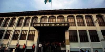 La Corte de Constitucionalidad (CC).