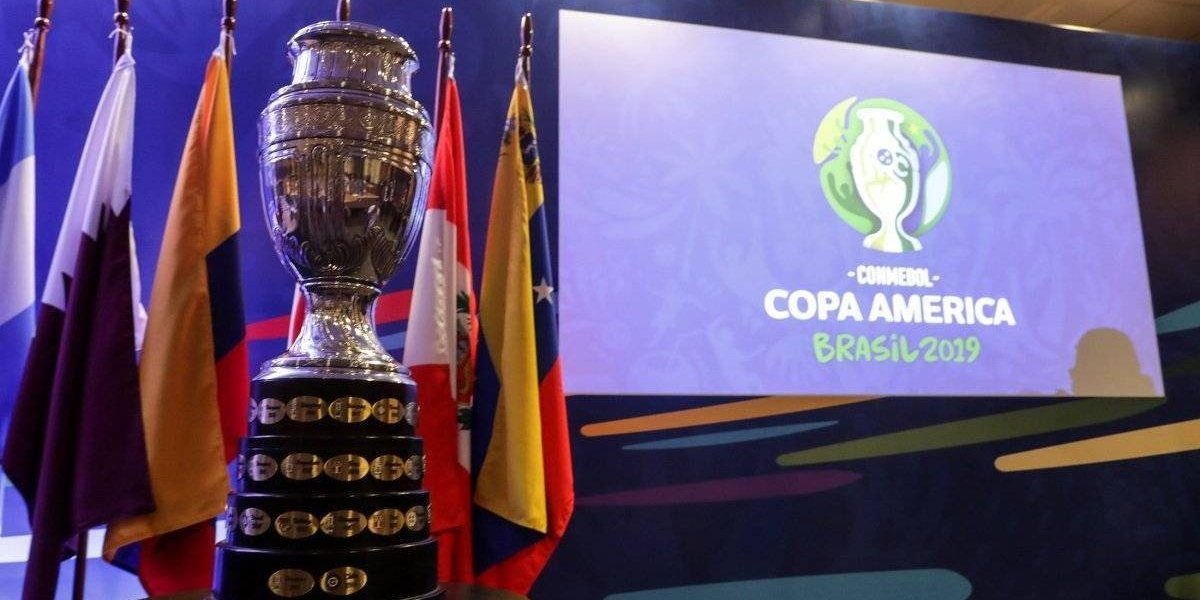 Conmebol abre venda de 230 mil ingressos para todos os jogos da Copa América