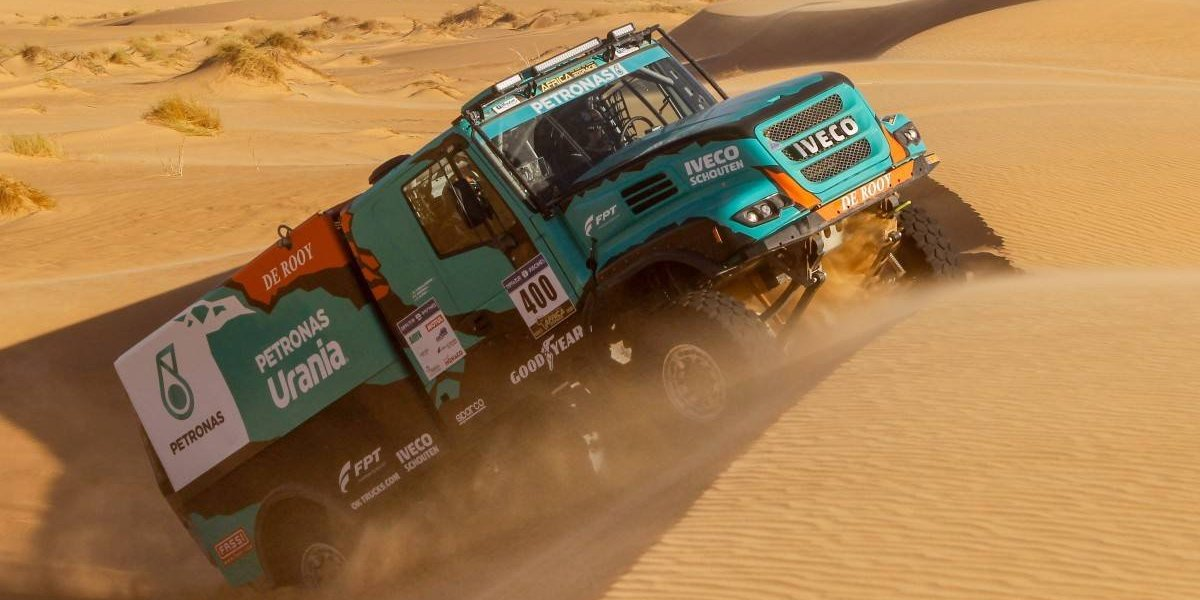 Goodyear celebra su gran desempeño en el Dakar 2019