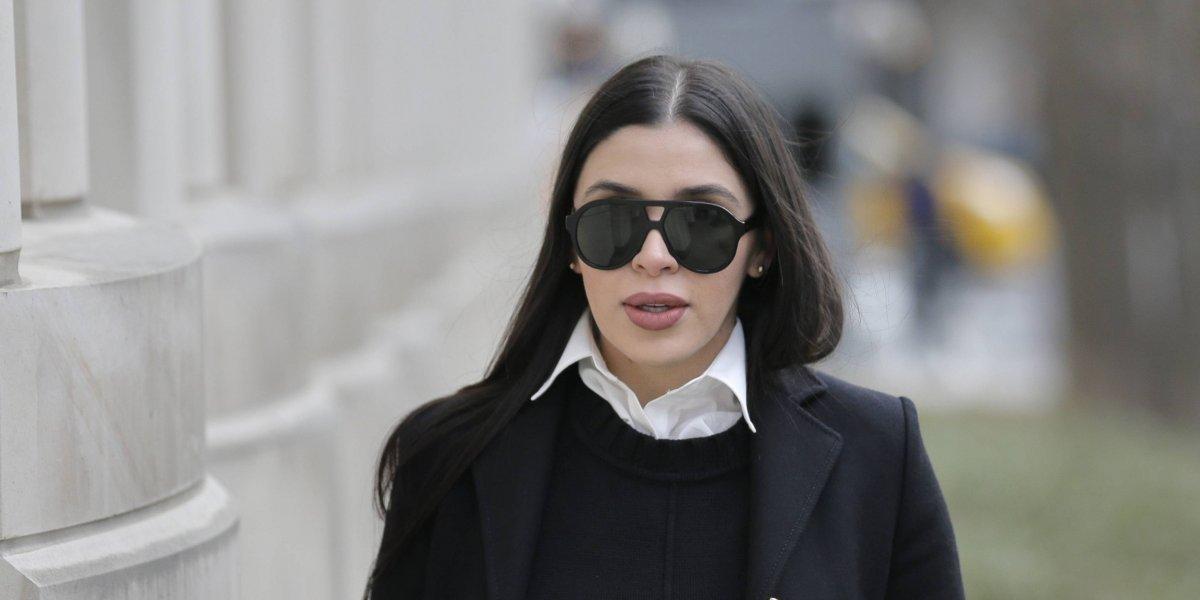 """""""Nada me sorprendió"""", Emma Coronel habla tras el juicio de El Chapo"""