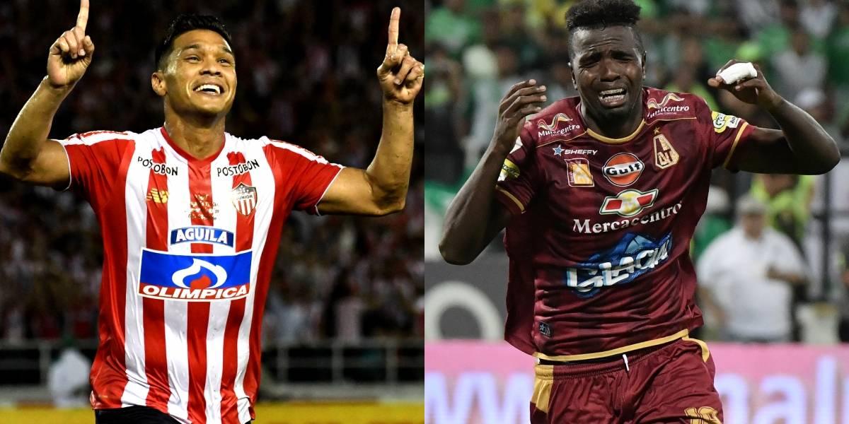 Junior vs. Tolima: ¡Se busca al supercampeón!