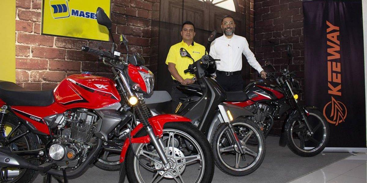 Keeway, la marca húngara de motocicletas que llega a Guatemala de la mano de Masesa