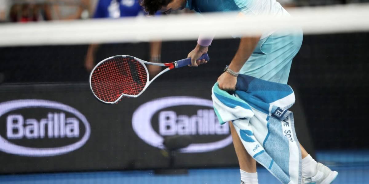 Dominic Thiem se baja de la Copa Davis y Austria pierde a su gran estrella para la serie ante Chile