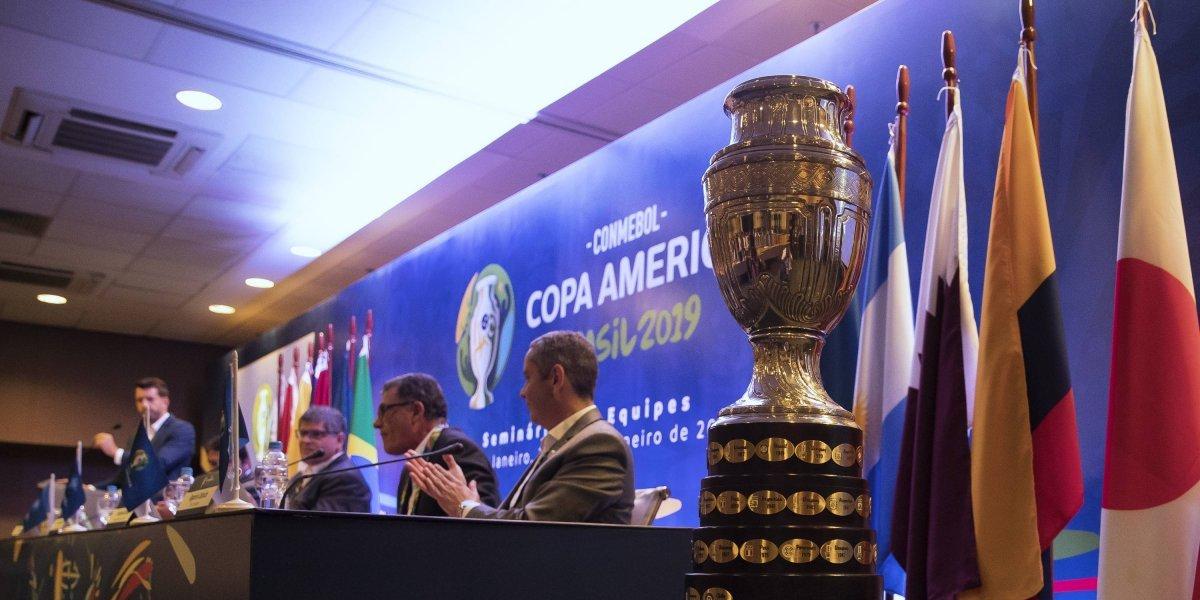 Dónde ver, horario, y cómo será: Todos los detalles del sorteo de la Copa América 2019